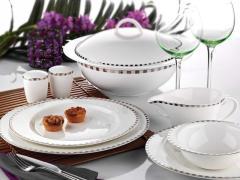 Посуда столовая фарфоровая   купить ОВАЛ 12