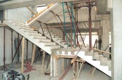 Ladder marches internal