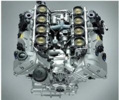 Двигатели автомобильные