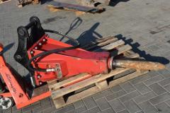 Hydraulic hammer of Atlas (305 kg)