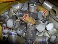 Отходы полистирола в изделии и дроблённом виде