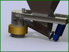 Дозатор в открытые мешки, дозаторы для сыпучих смесей