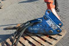 Jackhammer of Krupp hm 190 (220 kg)