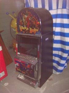"""Игровой автомат в корпусе """"Round Top"""""""