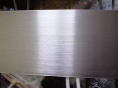 Aluminum sheet A of 6 M food Kharkiv (Ukraine)