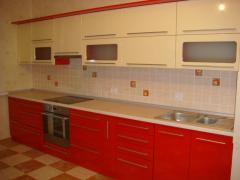 Кухня на заказ по любым проектам. Кухня из МДФ,
