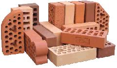 Brick, peno-gas-blocks, slag stones, rakushnyak