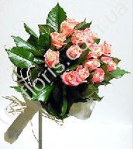 Μπουκέτα με τριαντάφυλλα