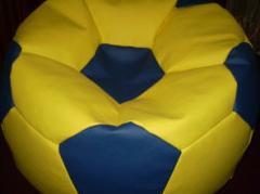 Chair ball football