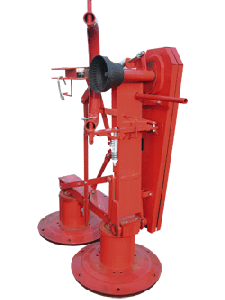 Mower rotational Z – 169, 1,35-1,65-1,85м