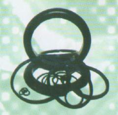 Rings rubber sealing round section of GOST