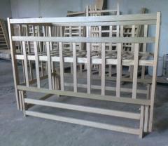 Меблі з натурального дерева