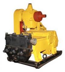 Boring pump NB-4, NB-3
