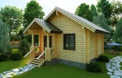 Дом деревянный Строительство и продажа деревянных