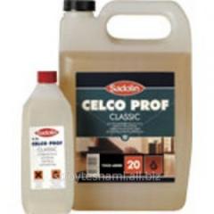 Лак для пола двухкомпонентный Celco Prof Classic
