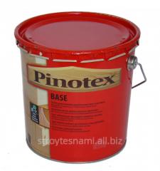 Грунтовка деревозащитная PINOTEX BASE