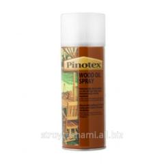 Деревозащитное масло PINOTEX WOOD OIL спрей