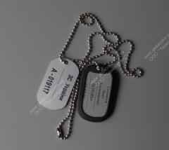 Army counters. DogTag - military counters