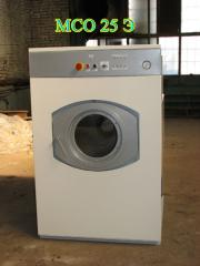 Equipment for laundries, dry-cleaners