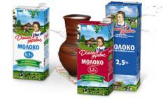 Продукция молочная