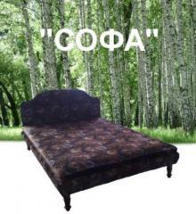 """Кровать """"Софа""""."""