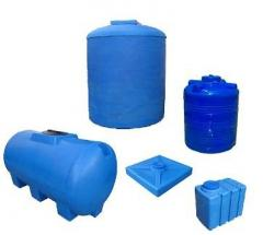 Plastic volume from 100 to 12000 liters