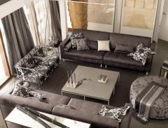 Fabric furniture and decorative