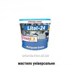 Литол 24 ГОСТ ГОСТ (ведро 9 кг)