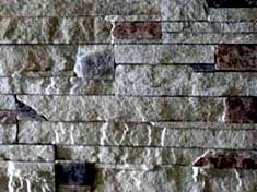 Facing decorative stone. Series 170 art 0707/1.