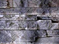 Facing decorative stone. Series 170 art 0716.