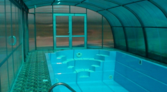 Turnkey pools from the producer