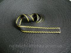 Лента ременная полипропиленовая ЛРП-16 мм