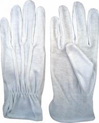 Перчатки трикотажные рабочие с мелкой-ПВХ точкой
