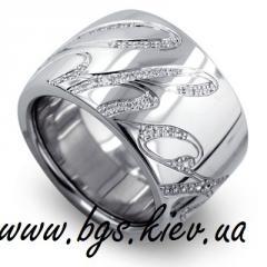 Обручальные золотые кольца копии брендов