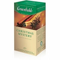 Greenfield 25*2gr Christmas Mystery tea