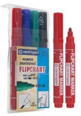 Set of markers for Centropen 8550 flipchar