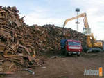 Scrap metal uniform (Kramatorsk), scrap metal,