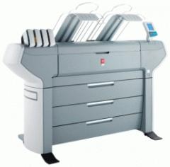 Система полноцветной цифровой печати Oce ColorWave