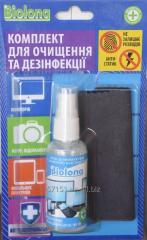 BIOLONG FOR CLEANING AND DISINFECTION OF SCREENS