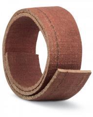 Woven brake tape