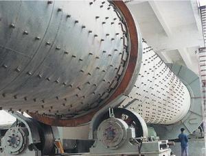 Сырьевые и цементные мельницы