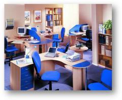Офисная мебель, корпусная изготовление на заказ,