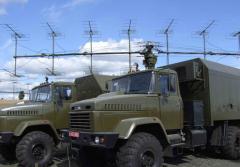 Твердотельная РЛС П-180У