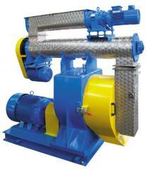 Granulator DG-1 model