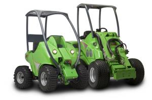 Минитракторы / Мини-тракторы AVANT (Финляндия).