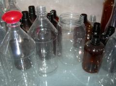 Plastic bottle (PAT Banks)