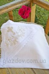 Baptism blanket №10