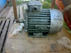 Dvigun of elektrichniya 220/380v