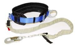 Belt safety bezlyamochny with a chain sling (2PB)