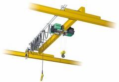 Pavement crane electric one-frame basic